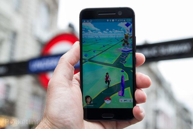 Reseña de Pokemon Go