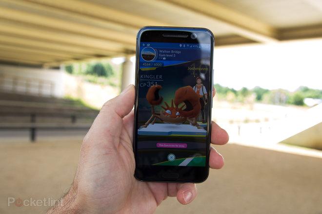 revisión de pokemon go