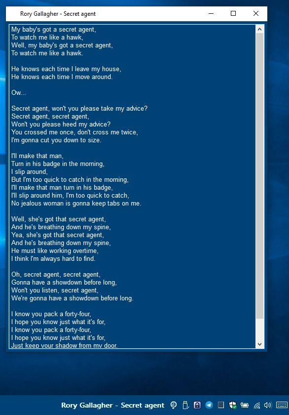 Tray Radio Lyrics