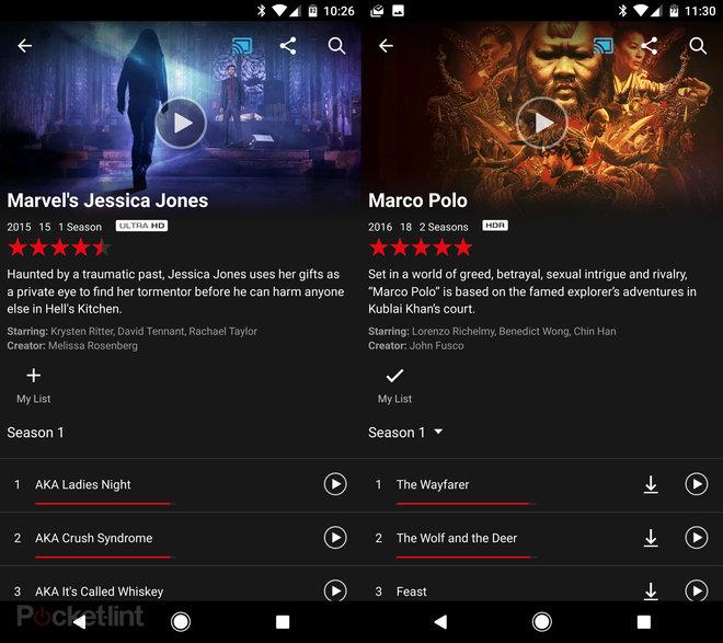 Chromecast Ultra Netflix