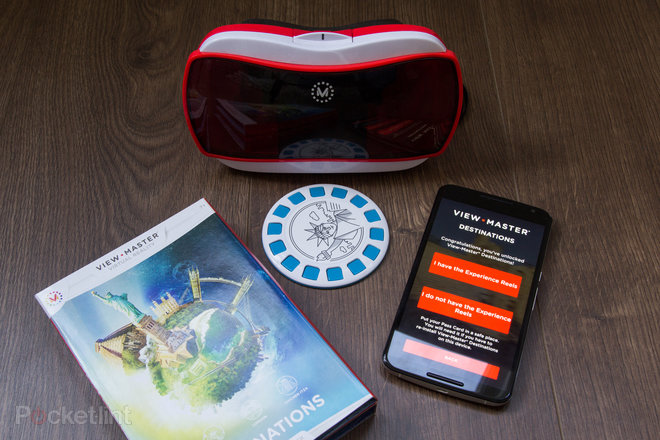 Review de Mattel View-Master