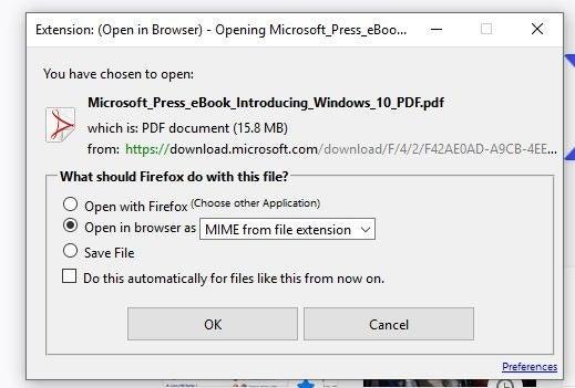 Abrir en el navegador ejemplo 1 - fijo