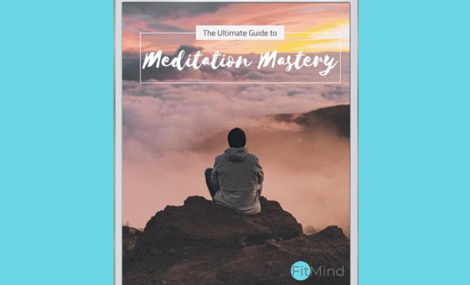 FitMind tiene una excelente guía para principiantes para explicar los fundamentos de la meditación y los mitos del busto