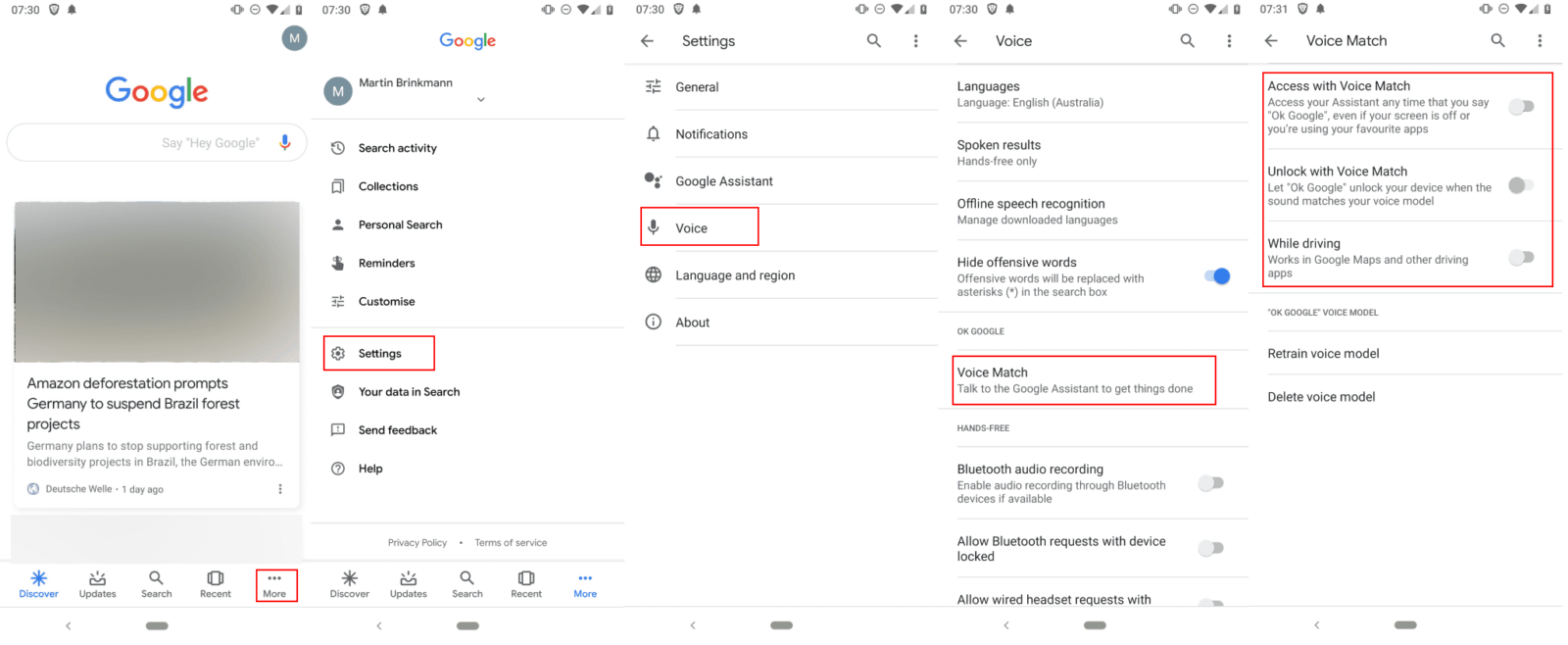 How to disable OK Google and Google Assistant on Android devices