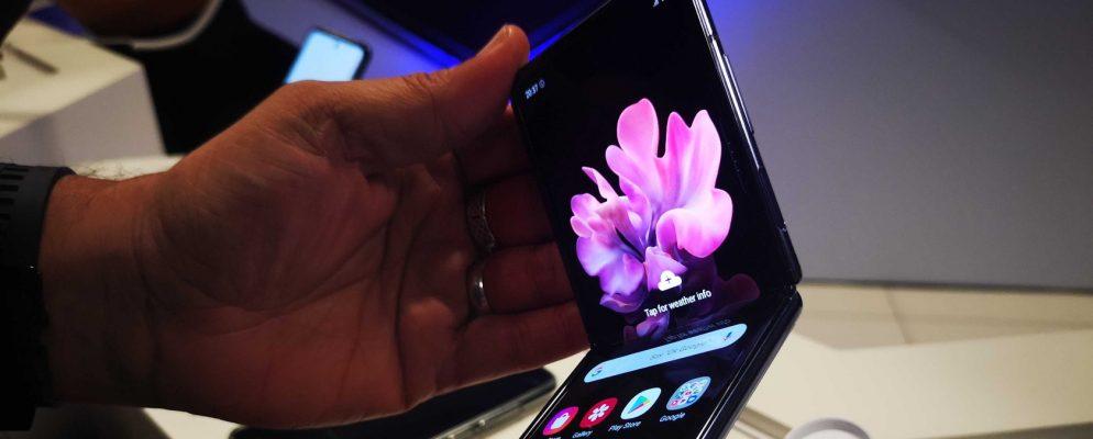 El teléfono plegable Galaxy Z Flip: 5 Datos importantes que hay que saber