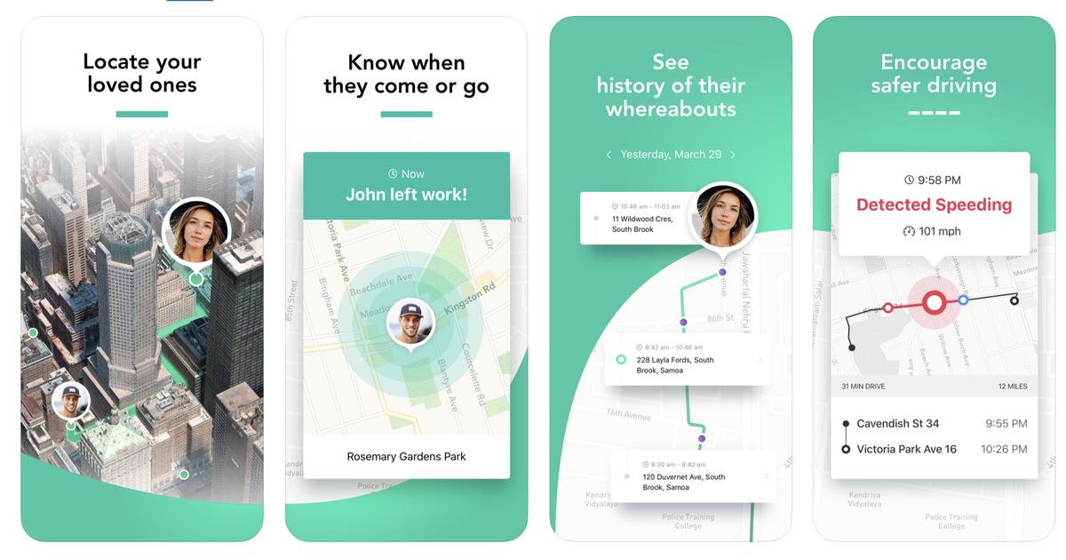 Esta aplicación te permite controlar a tus seres queridos desde cualquier parte del mundo