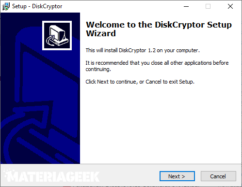 Disk Encryption program DiskCryptor fork with UEFI and Windows 10 support