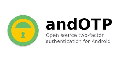 El logo de andOTP