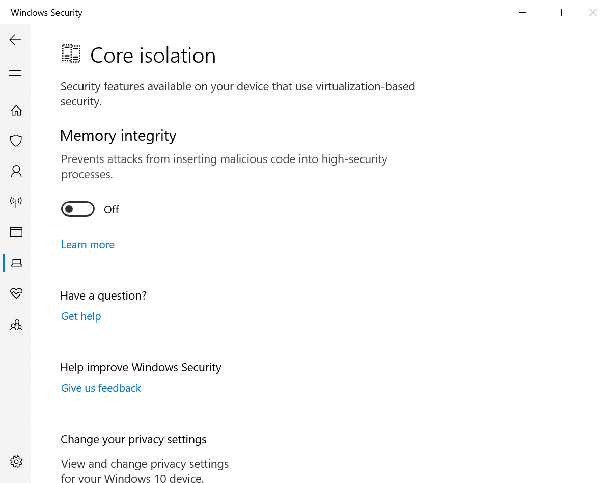 "Here is the fix for the Windows 10 error ""A driver can't load on this device"""