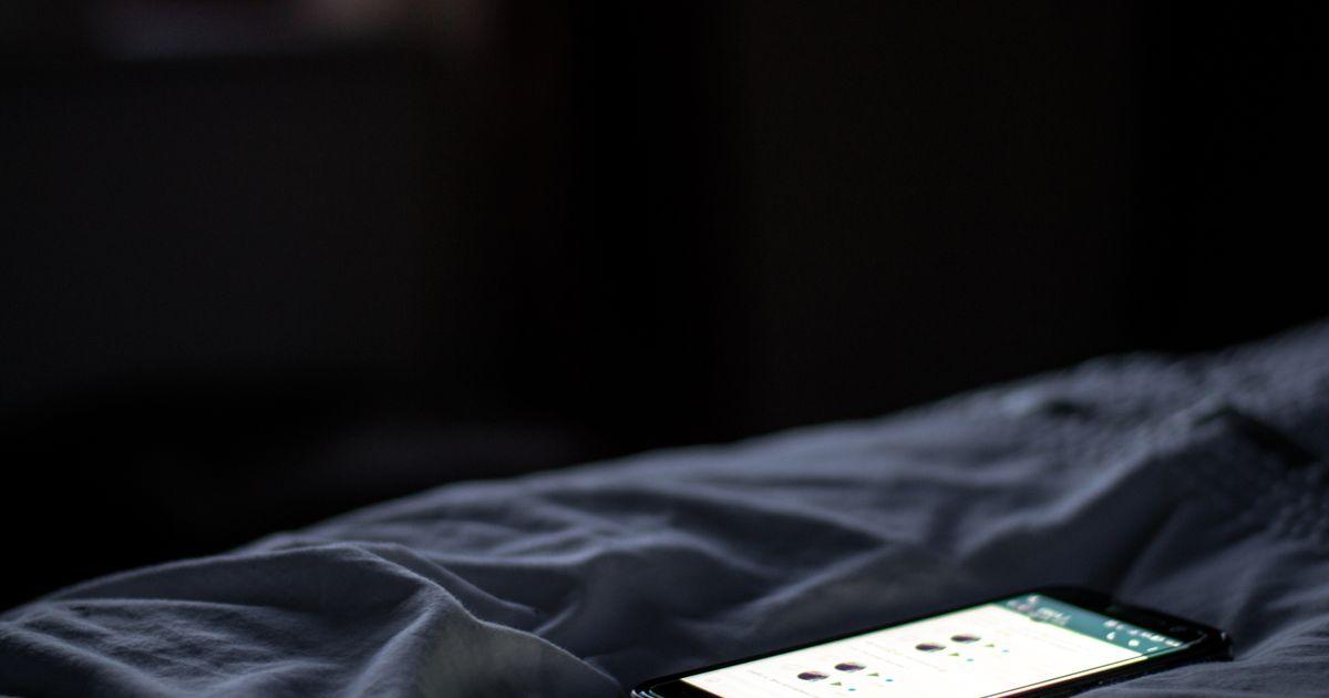 Esta aplicación de ruido blanco me ayuda a dormir en medio de mi ansiedad por el coronavirus.