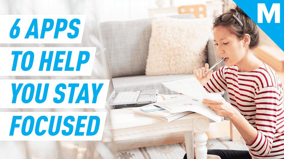 Estas aplicaciones y plugins te ayudarán a mantenerte concentrado mientras trabajas desde casa