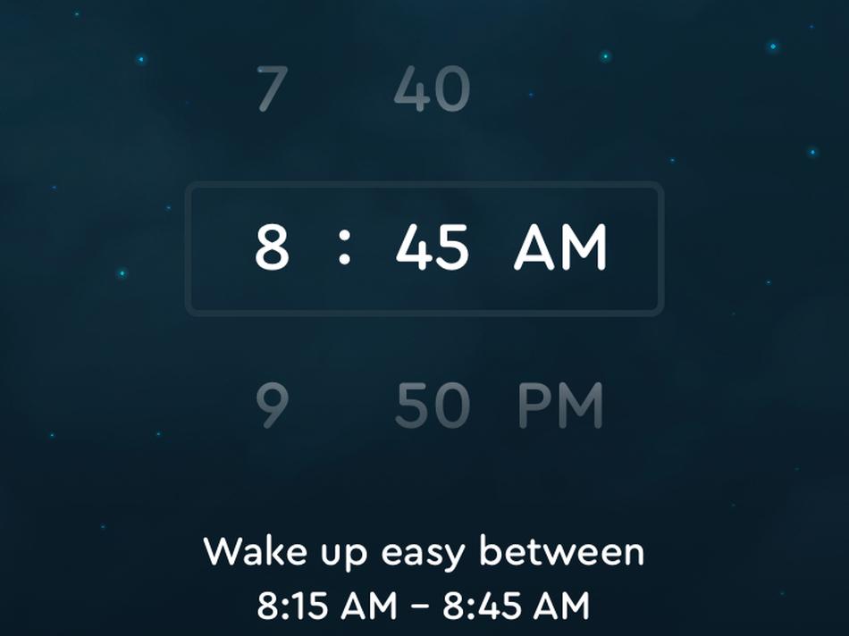 Las mejores aplicaciones para dormir que te ayudarán a tener una buena noche de descanso.