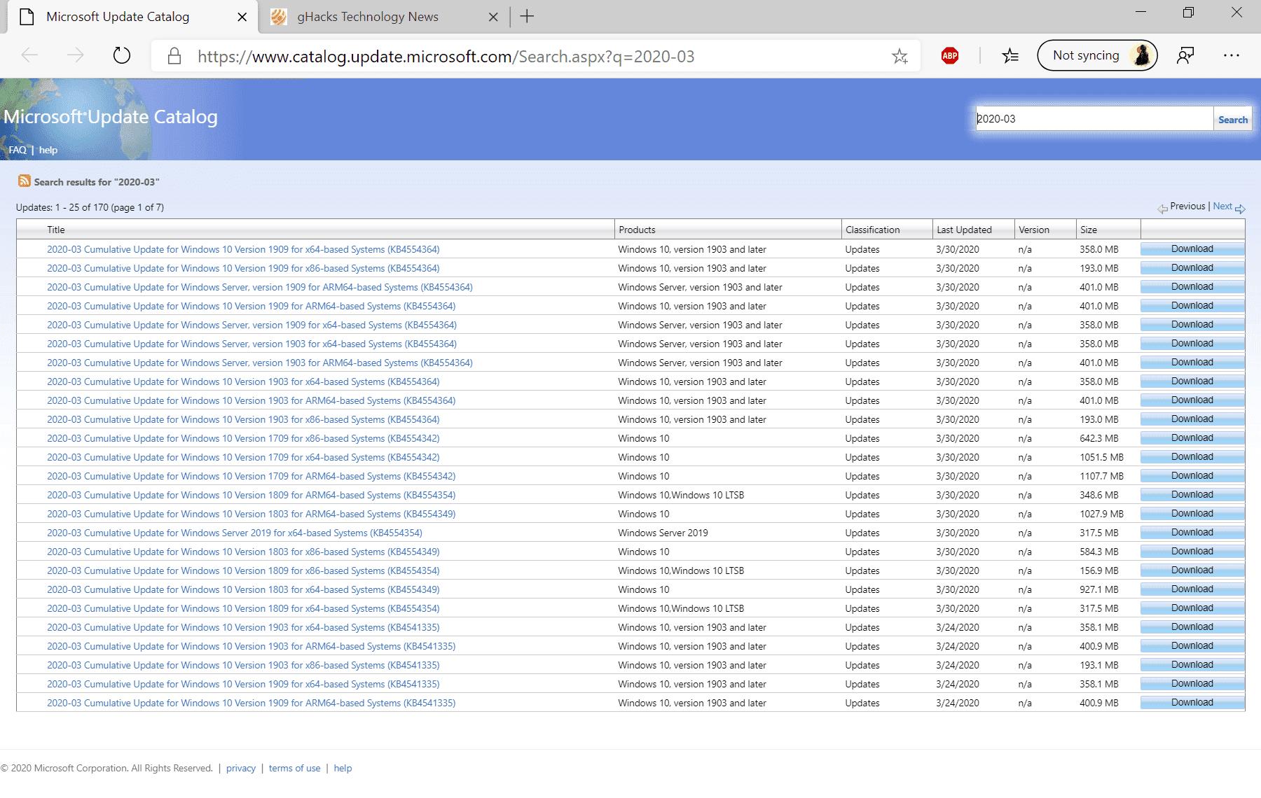 Corrección del problema de conectividad de Windows 10
