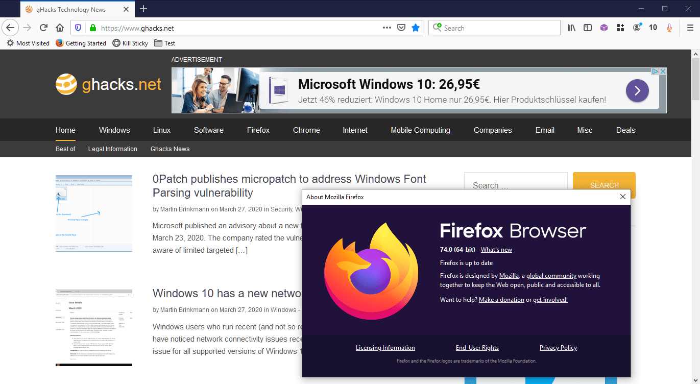 Mozilla won't delay Firefox releases (but some features may be delayed)
