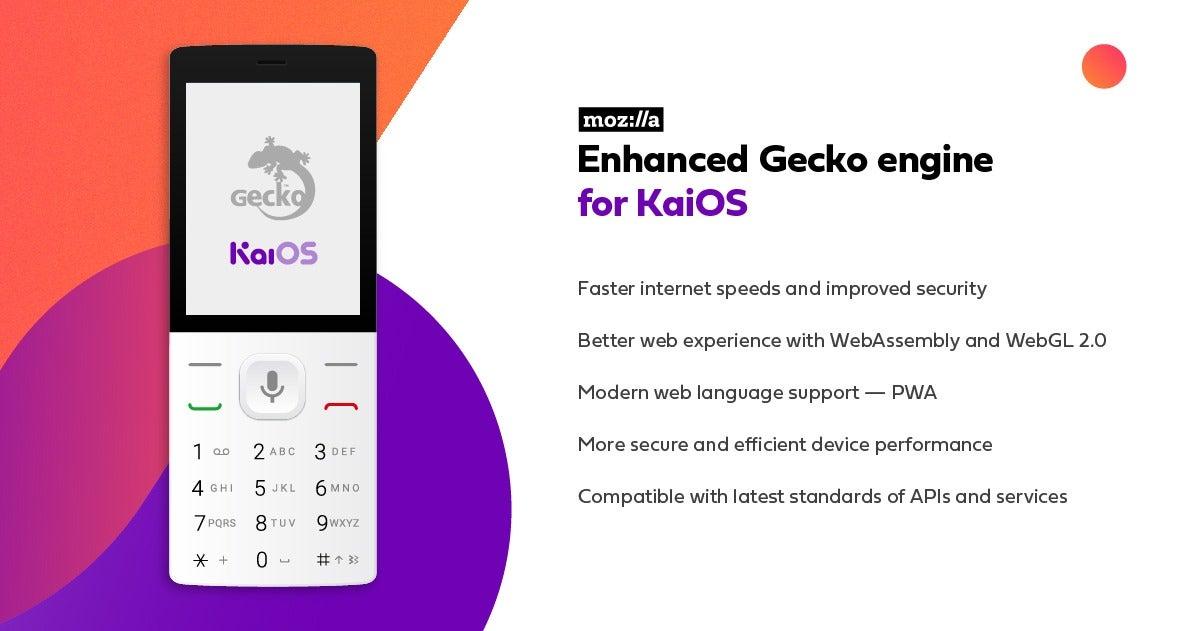 Firefox OS Successor: Mozilla and KaiOS announce partnership