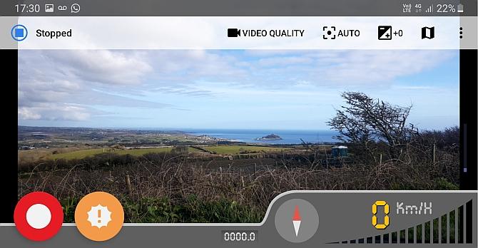autoguard dashcam app