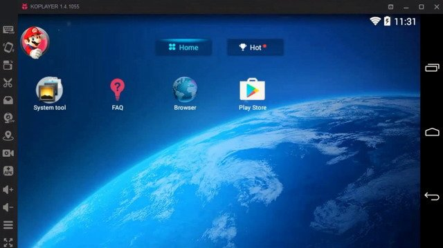 KoPlayer - Emulador de Android para PC