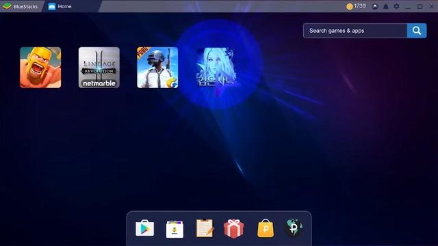 Bluestacks 4 - Emuladores de Android para Windows