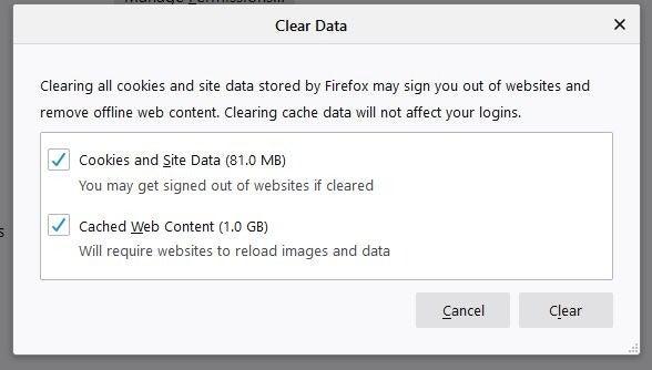 Los datos de Firefox son claros