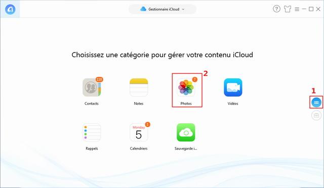 Descarga las fotos de iCloud a tu PC