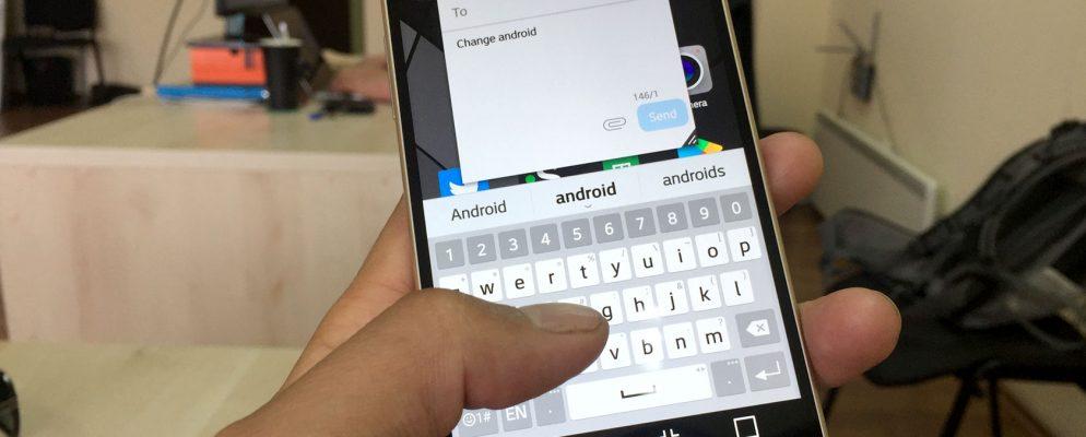 Cómo cambiar el teclado de tu Android