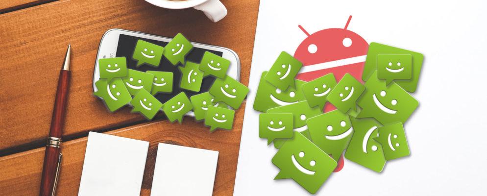 Cómo hacer copias de seguridad, restaurar y transferir mensajes de texto a un nuevo teléfono Android