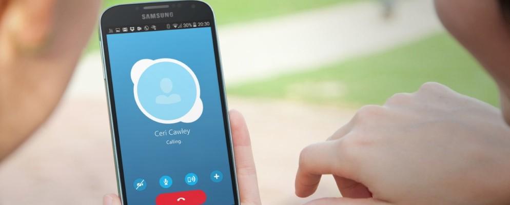 Cómo usar Skype en Android para principiantes