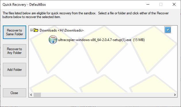 Sandboxie's Source Code has been released