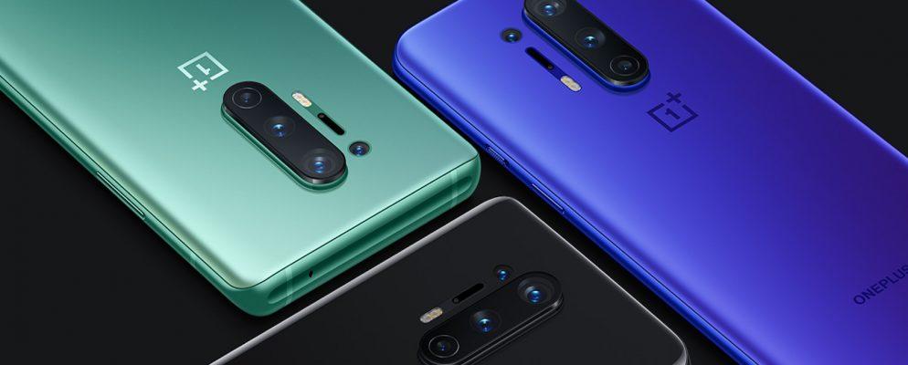 OnePlus presenta los teléfonos inteligentes OnePlus 8 y OnePlus 8 Pro Android