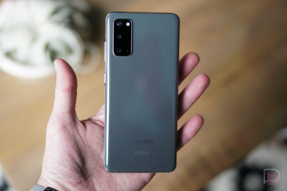 Review del Galaxy S20
