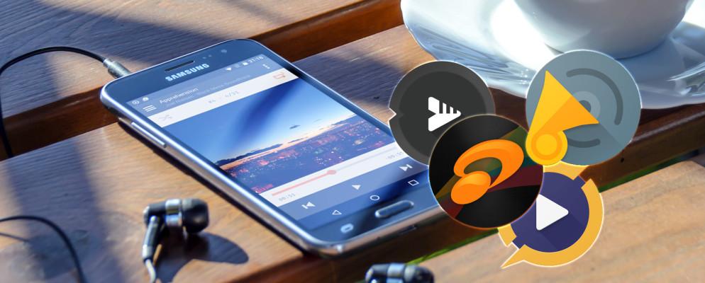 Las 15 mejores aplicaciones para el reproductor de música offline para Android