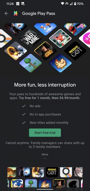 ¿Qué es el pase de Google Play? Las 8 mejores aplicaciones y juegos de Play Pass