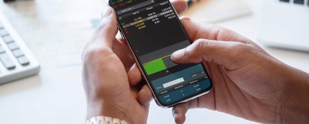 Las 8 mejores aplicaciones de comercio de acciones gratis para Android y iPhone