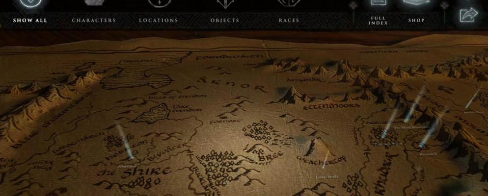4 aplicaciones de El Señor de los Anillos para explorar la Tierra Media de Tolkien