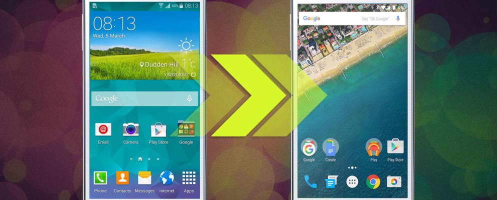 Cómo obtener la experiencia de Android en cualquier teléfono