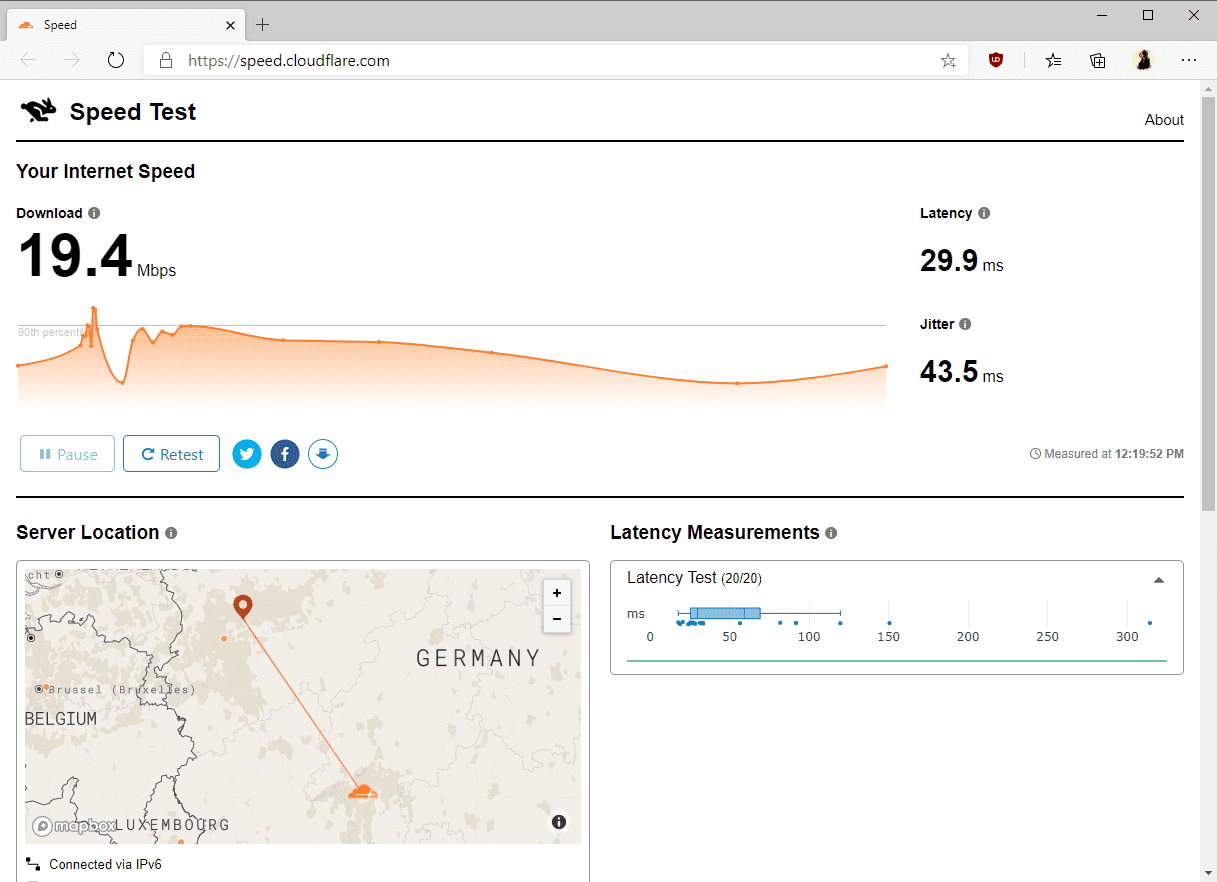 Cloudflare's Speed Test promises better performance insights
