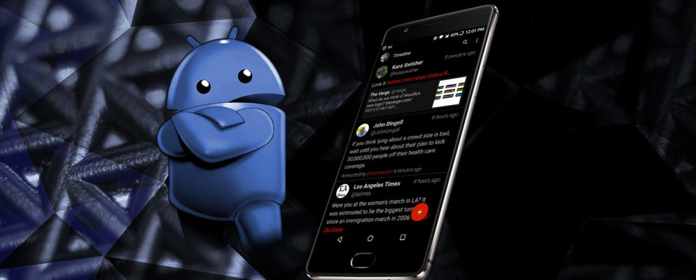Las 12 mejores aplicaciones de Android en modo oscuro que deberías instalar