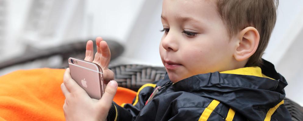 Los mejores accesorios para proteger a los niños de su Smartphone