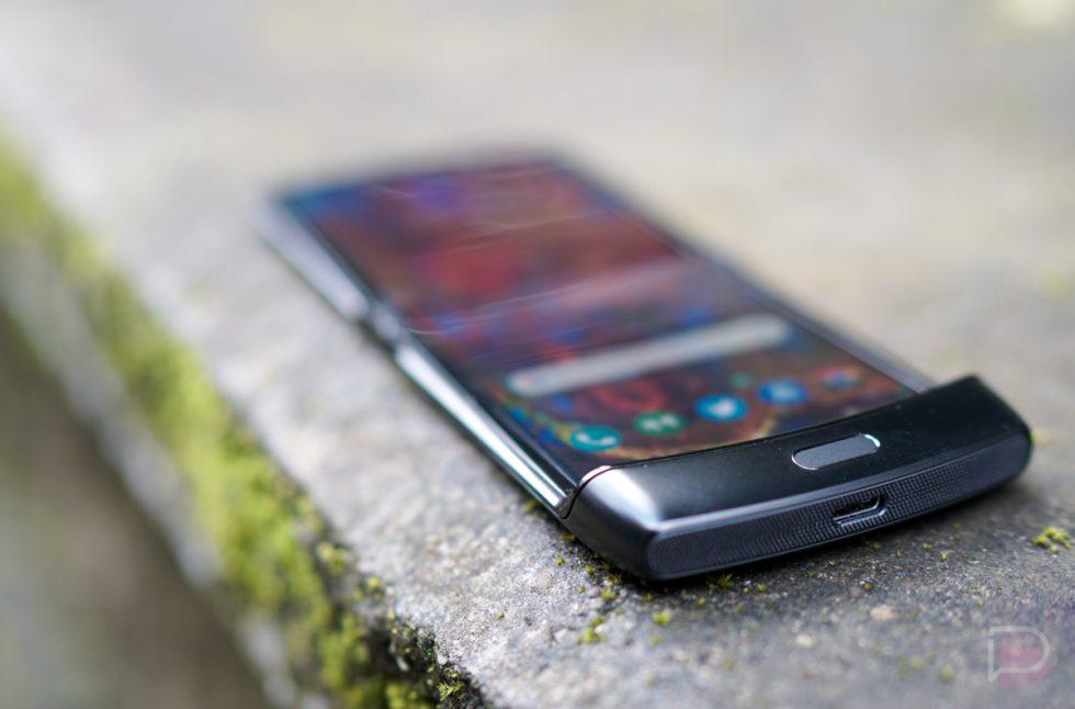 Review de Motorola Razr