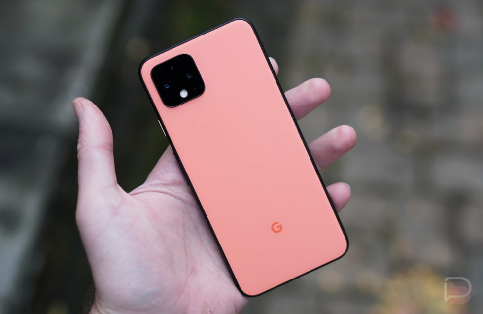 Review de Pixel 4