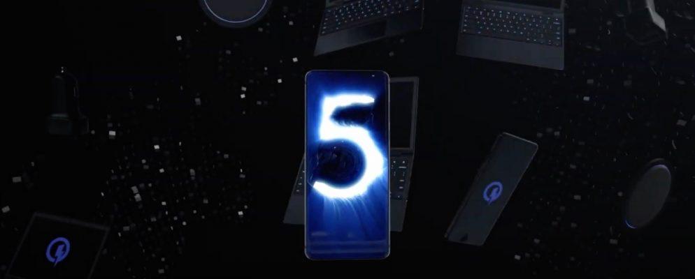 Carga rápida 5 puede cargar los teléfonos al 50% en 5 minutos
