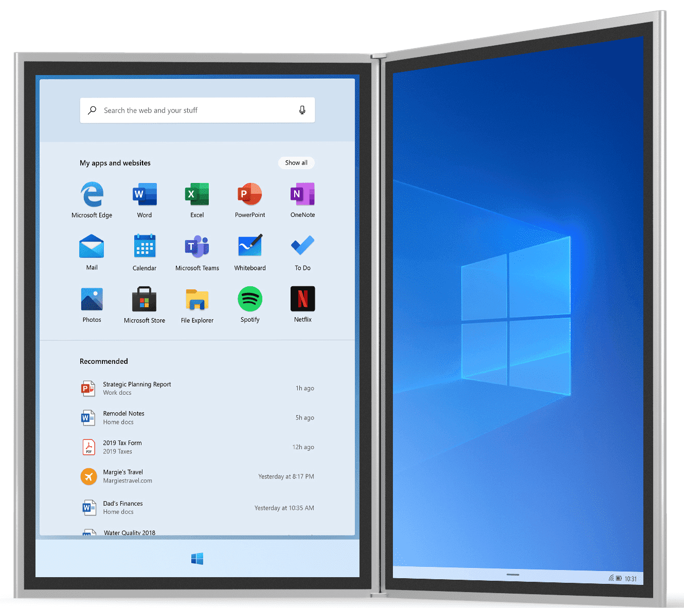 Windows 10X may not support Win32 programs through virtualization