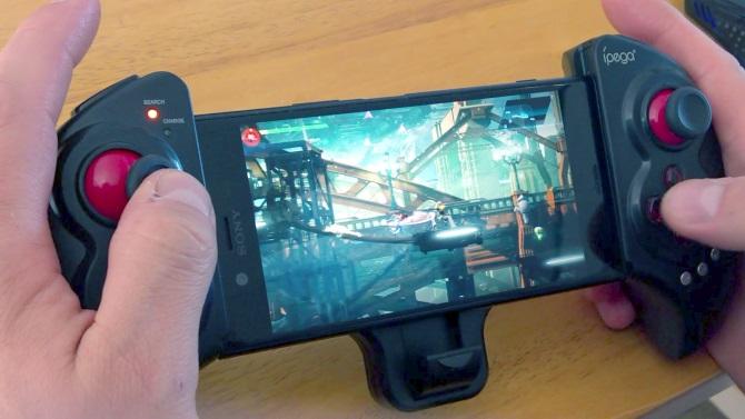 Juegos de streaming desde Steam a Android