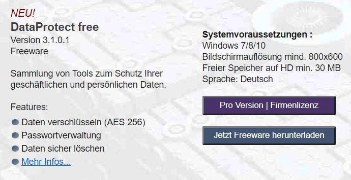 Encriptación libre de datos AES 256 bit