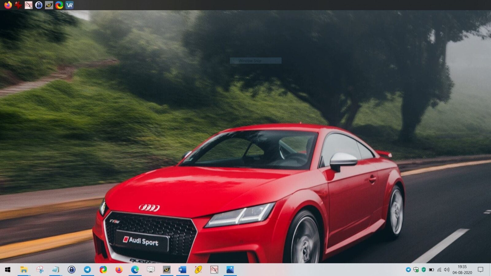 Add an extra toolbar to your desktop with Linkbar