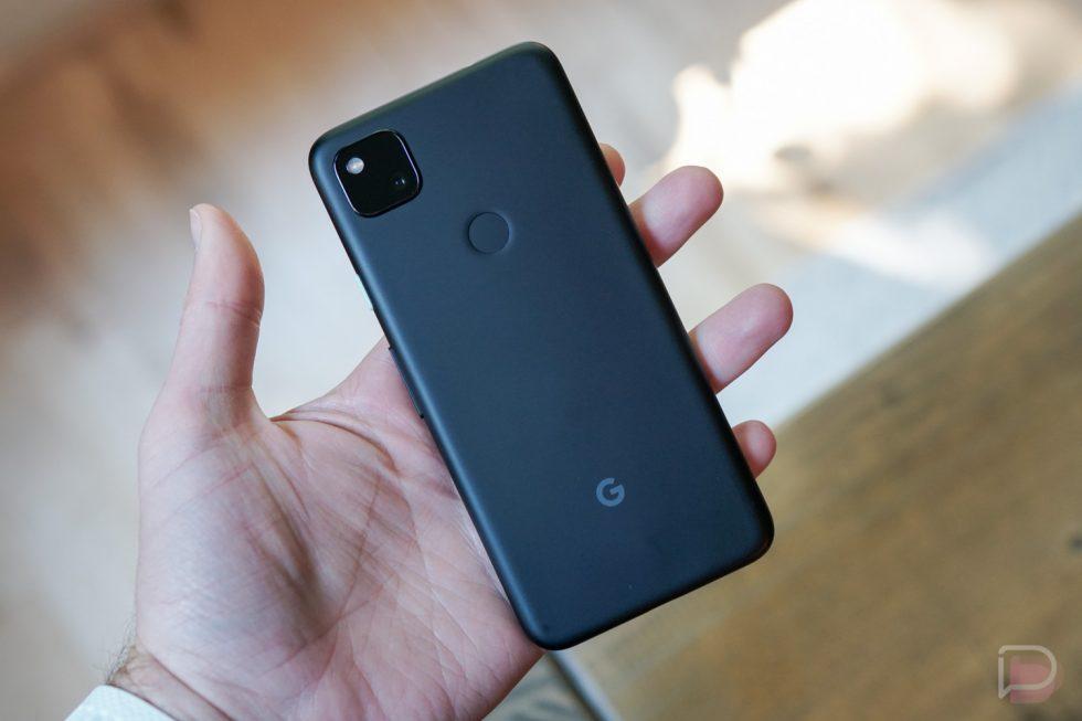 Review de Google Pixel 4a