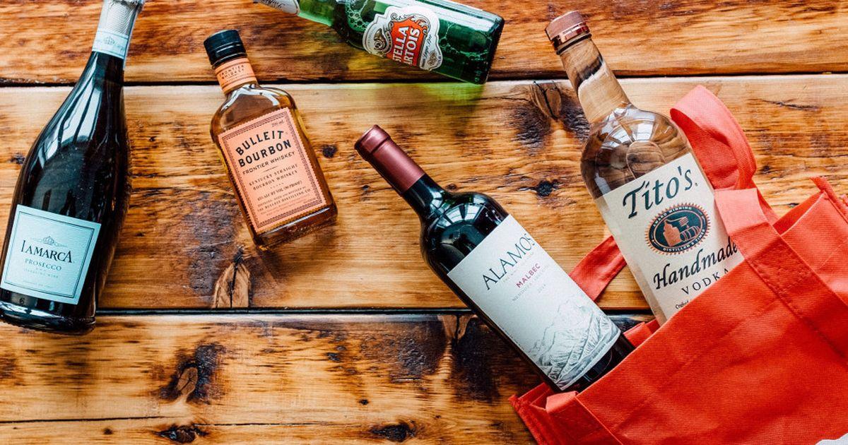 La aplicación de entrega de alcohol fue golpeada por una masiva brecha de datos que afectó a 2.5 millones de cuentas.