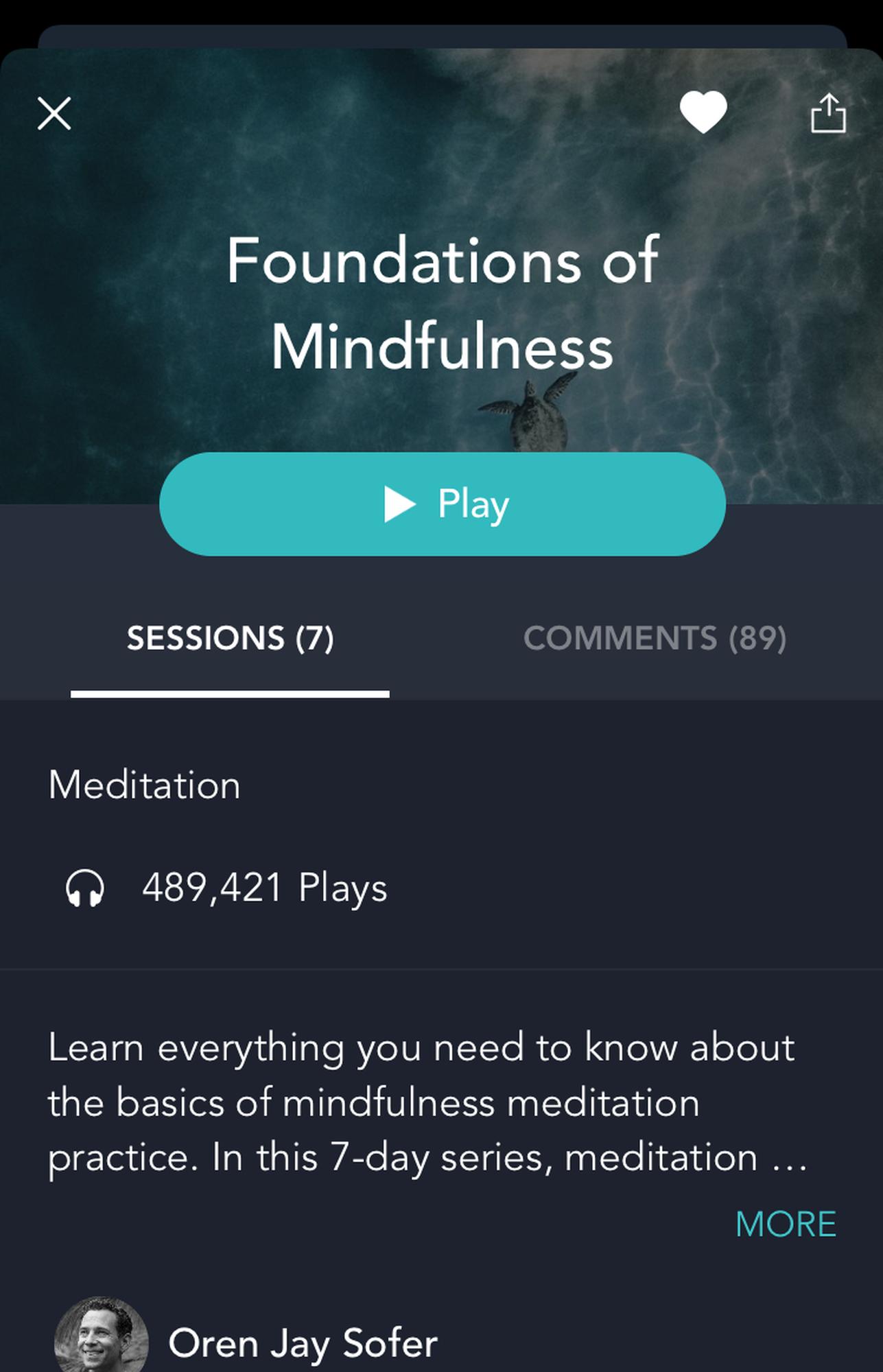 13 grandes aplicaciones para aprender sobre la atención plena
