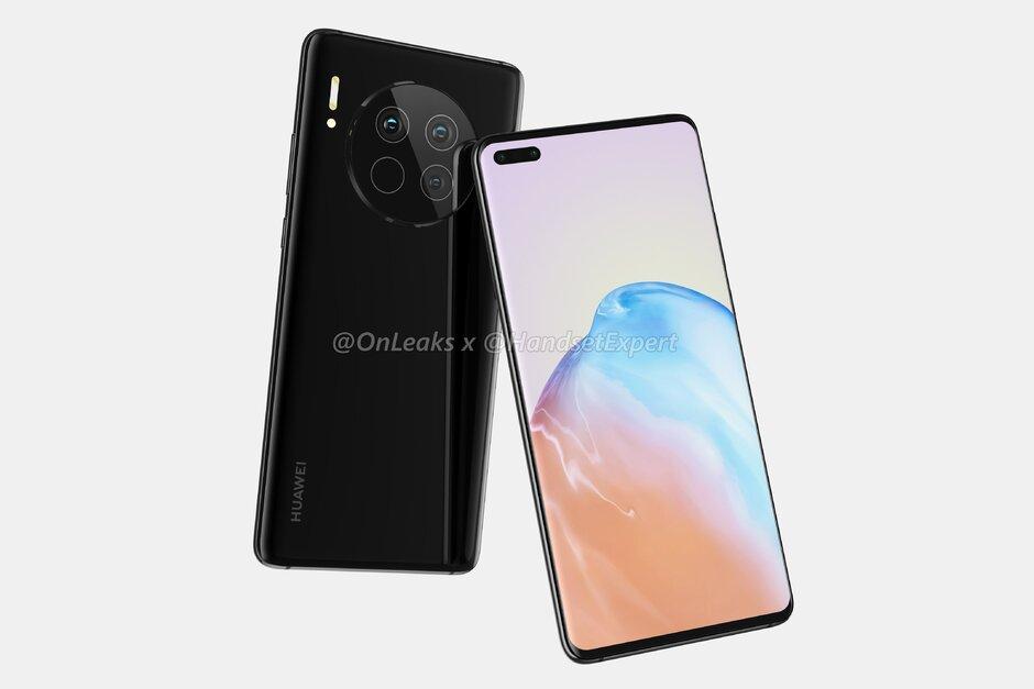 Huawei Mate 40 - Huawei ha reportado que ha reducido los pedidos de componentes de Mate 40/Pro 5G en un 30%