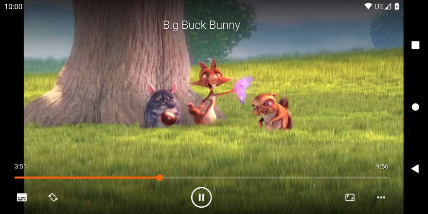 reproductor de video androide vlc
